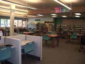 teens woods memorial library