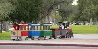 Reid Park Miniature Trail