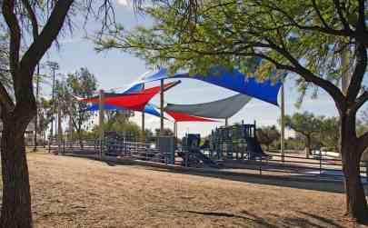 playground Lincoln Regional Park Tucson