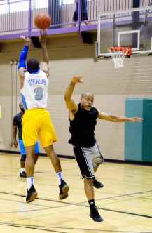 basketball Udall Park