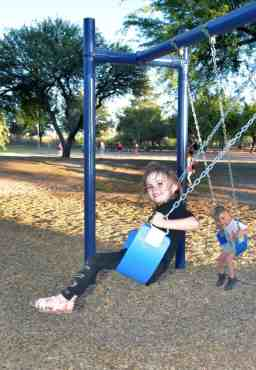 swings Udall Park
