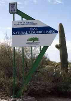 Case Natural Resource Park Tucson