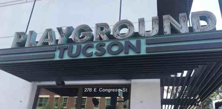 Playground Tucson downtown bar