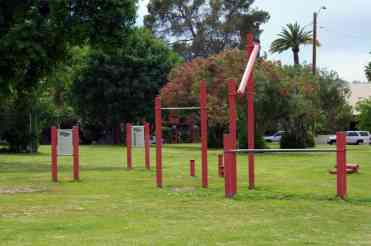 exercise equipment Catalina Park