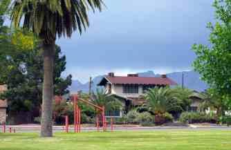 historic west university neighborhood Tucson