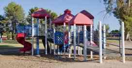 playground Fort Lowell Park