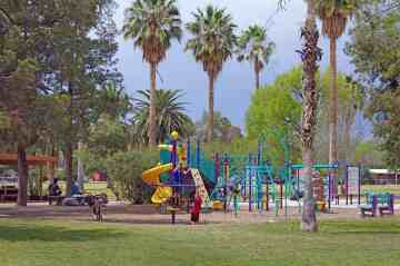 playground La Madera Park