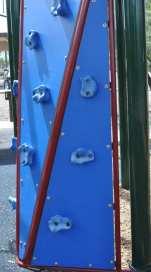 climbing wall playground McDonald Park Tucson