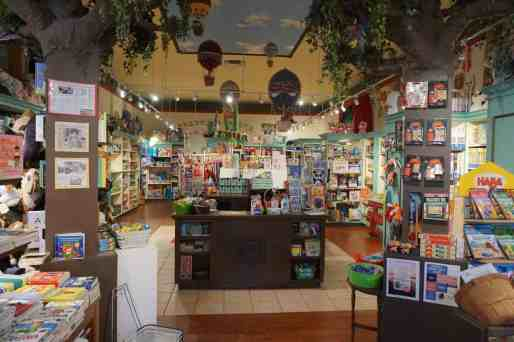 inside Mildred Dildred toystore Tucson