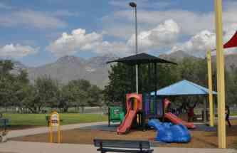 playground McDonald Park Tucson