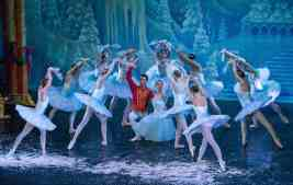 Moscow Ballet Great Russian Nutcracker Waltz of the Magical Snow Forest