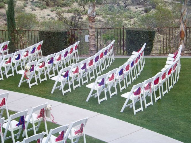 Outdoor Wedding Ceremony Decor On Decorations With 69 Aisle Ideas 17