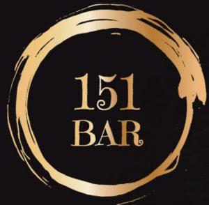 Bar 151 banner