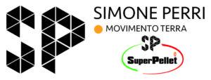Logo Movimento terra + Super pellet