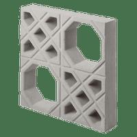 Elemento Vazado de Concreto Muxarabi