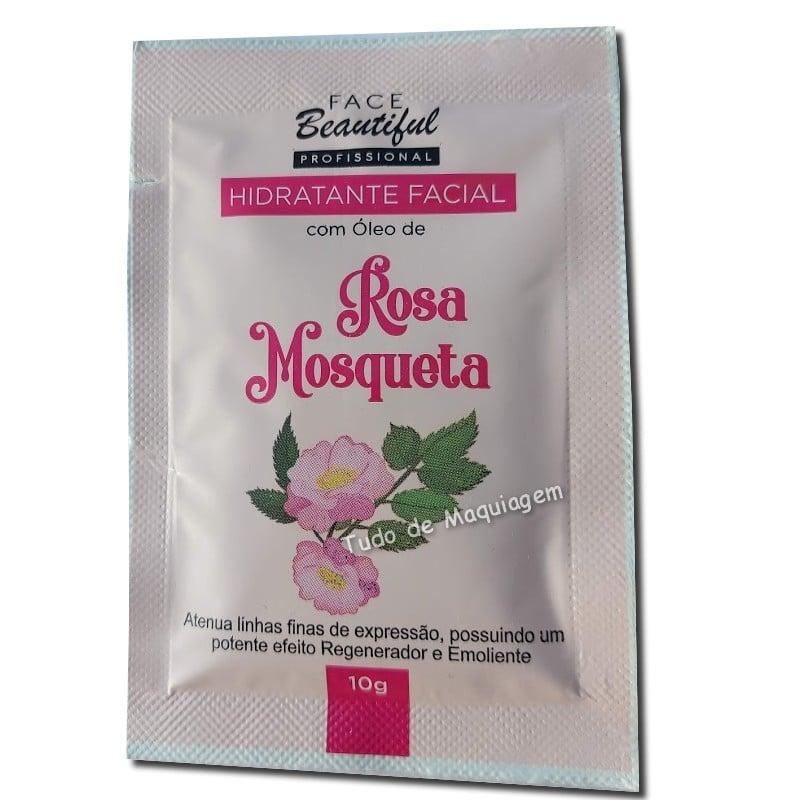 hidratante rosa mosqueta Face beautiful