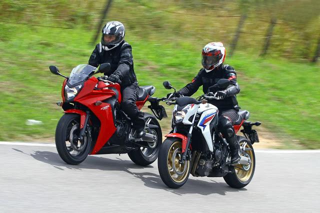 Honda faz recall de quase 12 mil motos; modelos podem desligar sozinhos