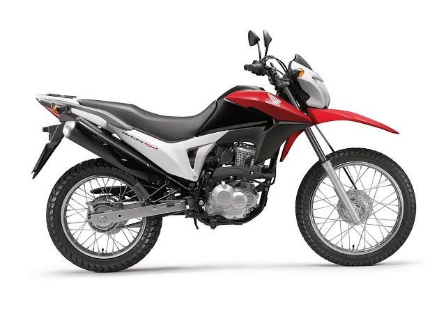 """Honda lança uma versão """"mais barata"""" da Bros 160 para substituir a Bros 125"""