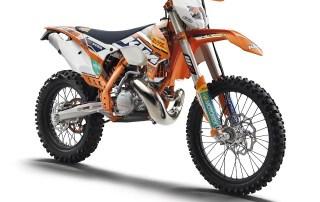 KTM lança série especial Factory Edition BR para linha Enduro