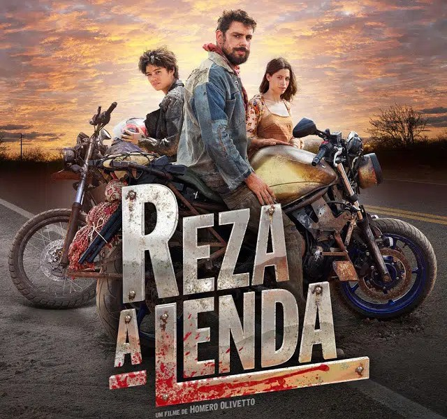 Cauã Reymond vive um Mad Max do sertão no filme Reza a Lenda