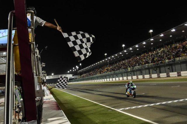 Franco Morbidelli vence de ponta a ponta na Moto2