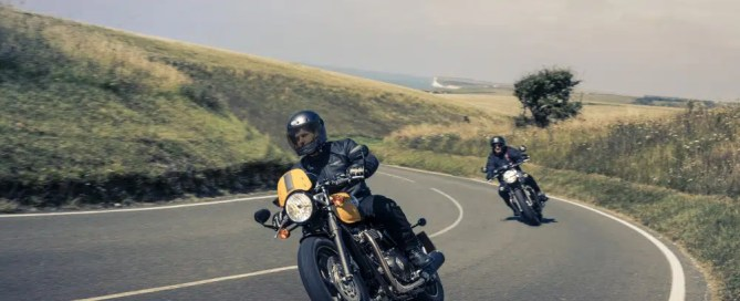 Dicas Triumph – For the Ride