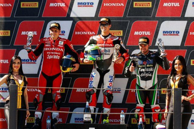Eric Granado vence a terceira seguida no Superbike Brasil - Foto: Marcello Zambrana/ Vipcomm