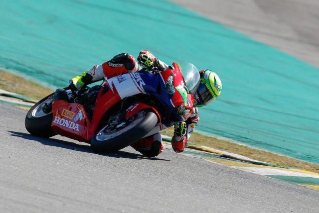 Eric Granado vence a terceira seguida no Superbike Brasil