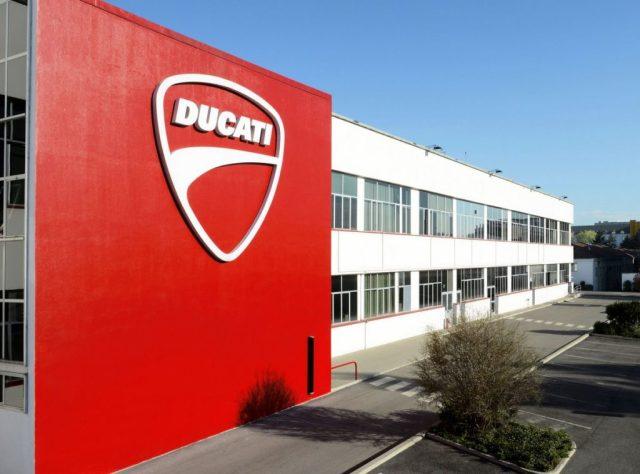 Fábrica da Ducati