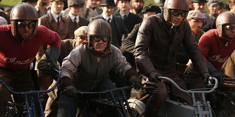 Harley-Davidson: A Série - foto: DNI