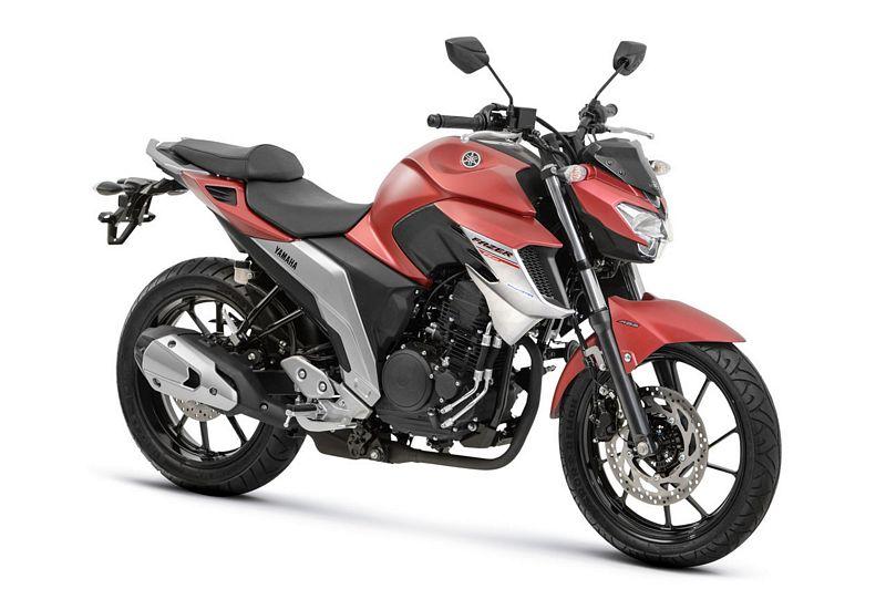 Nova Yamaha Fazer 250 ABS