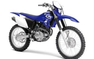 TT-R 230 é a moto escolhida por muitos para iniciar nas competições off-road