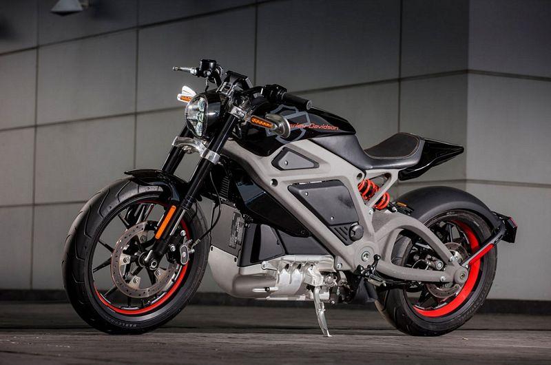 Harley-Davidson elétrica, a LiveWire