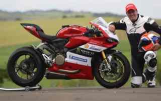 Ducati e MotorCompany iniciam as clínicas de pilotagem com Leandro Mello