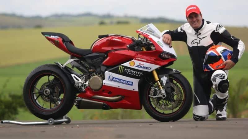 Ducati promove ações durante o Brasilia Capital Moto Week