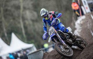 Jeremy Van Horebeek - Foto: YAMAHA RACING