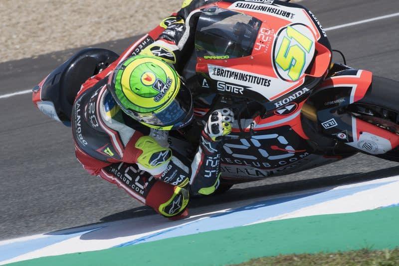 Forward Racing anuncia substituição de Eric Granado na Moto2
