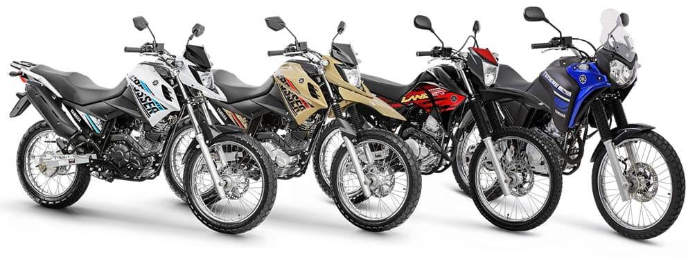 Motos Yamaha podem ser adquiridas pelo PRONAF