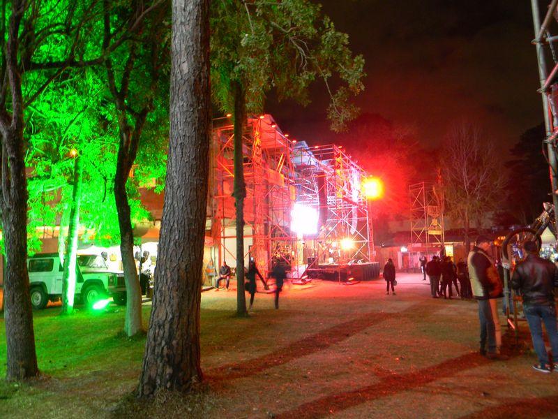BMS 2018 - Usina 5, na frente do palco principal. Ideia de como o evento se transformou.