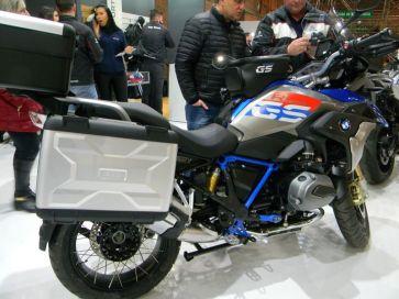 GS 1200 R com os equipamentos