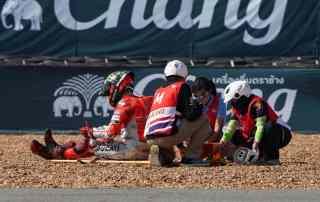 Jorge Lorenzo desiste do GP do Japão e Márquez com a mão no título