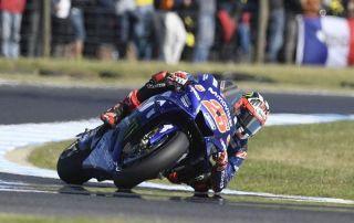 MotoGP: Vinãles vence na Austrália e quebra jejum de vitórias da Yamaha