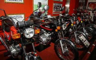 Honda abre as portas de seu museu de motocicletas para o público