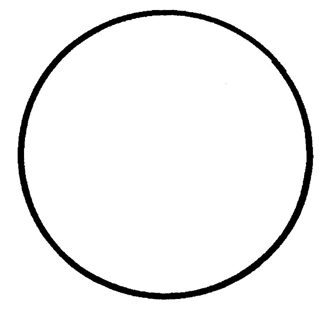 Desenho De Circulo Para Colorir