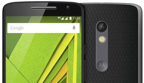 Zenfone 2 vs Moto X Play