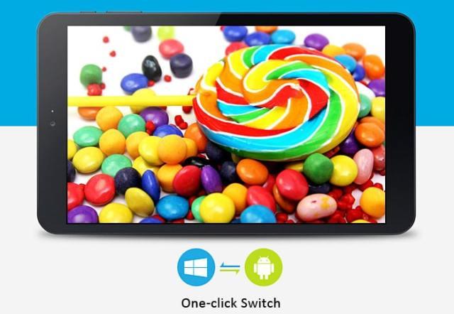 Tablet Chuwi Vi8 Ultra Edition