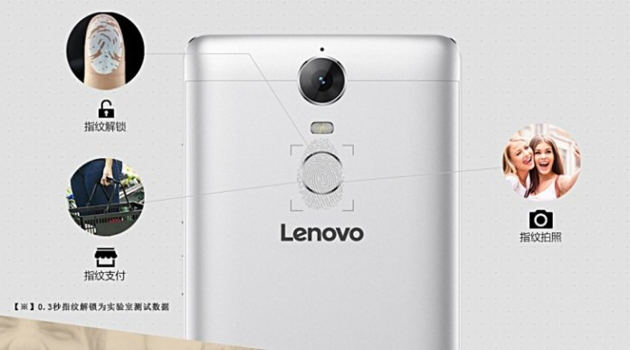 K5 Note leitor