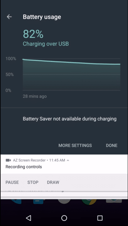 Battery Save