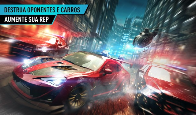 Need for speed no limits