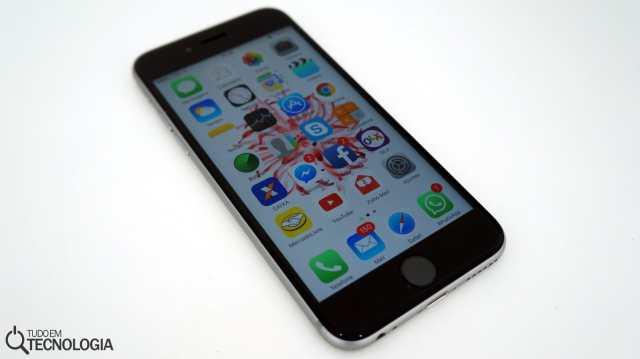 iPhone 6S tela